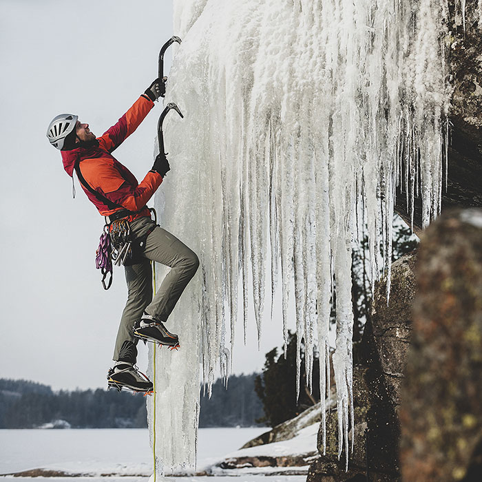Climbingphotographer Sweden Norrköping