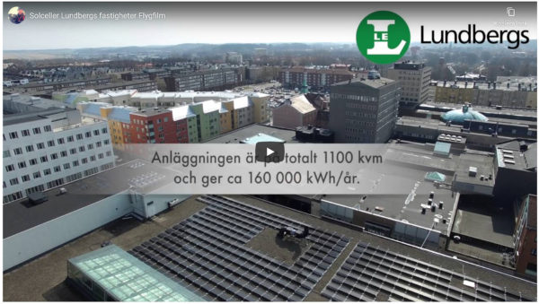 Drönarfotograf-Norrköping-Fredrik Schlyter-Lundbergs-solcellsanläggning