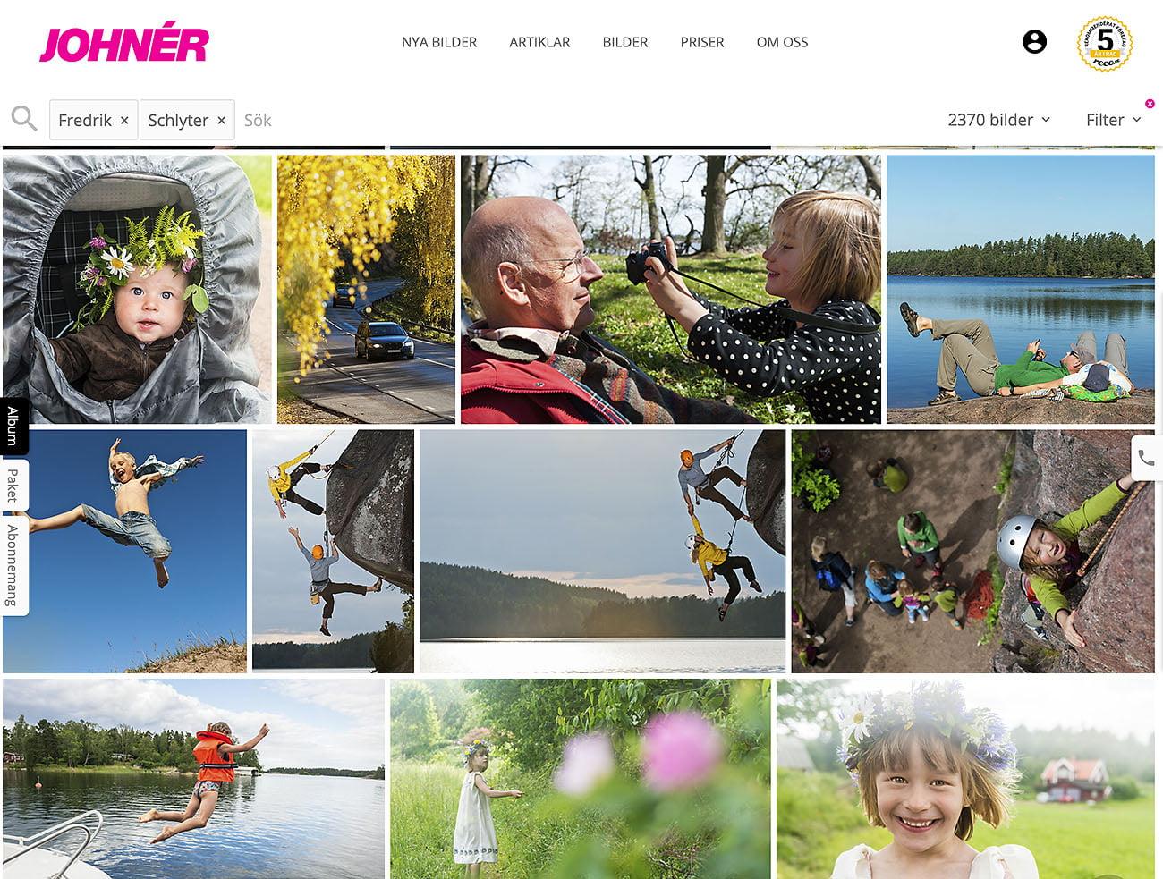 Bildarkiv Bildbyrå Östergötland Fotograf Fredrik Schlyter